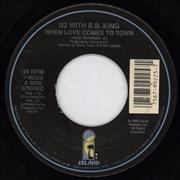 Click here for more info about 'U2 - When Love Comes To Town'