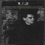 Click here for more info about 'U2 - Where The Streets Have No Name'
