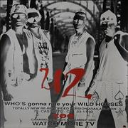 Click here for more info about 'U2 - Who's Gonna Ride Your Wild Horses'