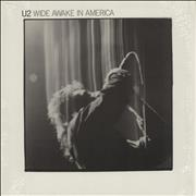 Click here for more info about 'U2 - Wide Awake In America - Opened shrink'