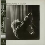 Click here for more info about 'U2 - Wide Awake In America'