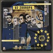 Click here for more info about 'Zooropa & Stay - Double CD Pack'