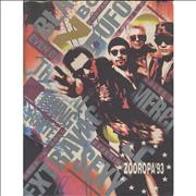 Click here for more info about 'U2 - Zooropa '93'