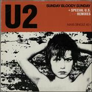 Click here for more info about 'Sunday Bloody Sunday - 2nd - EX'