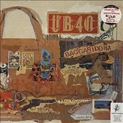 Click here for more info about 'UB40 - Baggariddim + 12