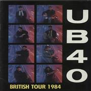 Click here for more info about 'UB40 - British Tour 1984'