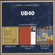 Click here for more info about 'UB40 - Coffret 3 Compact Discs'