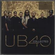 Click here for more info about 'UB40 - Collected - 180gm Red Vinyl'