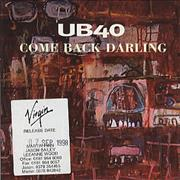 Click here for more info about 'UB40 - Come Back Darling'