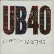 Click here for more info about 'UB40 - Geffery Morgan - Ex'