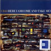 Click here for more info about 'UB40 - Here I Come [Come And Take Me]'