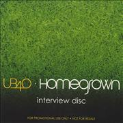 Click here for more info about 'UB40 - Homegrown - Interview Disc'