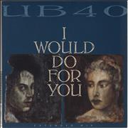 Click here for more info about 'UB40 - I Would Do For You'