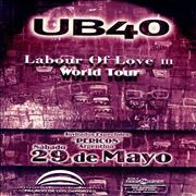 Click here for more info about 'UB40 - Labour Of Love III World Tour'