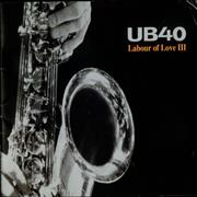 Click here for more info about 'UB40 - Labour Of Love III'