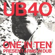 Click here for more info about 'UB40 - One In Ten'