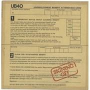 UB40 Signing Off + 12