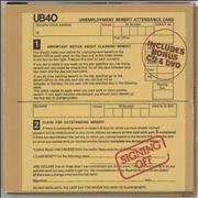 Click here for more info about 'UB40 - Signing Off'
