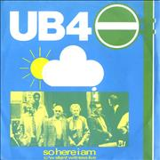 Click here for more info about 'UB40 - So Here I Am'