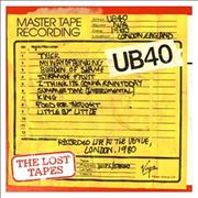 Click here for more info about 'UB40 - The Lost Tapes - Live At The Venue 1980'