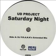 Click here for more info about 'UD Project - Saturday Night'