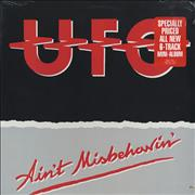 Click here for more info about 'UFO - Ain't Misbehavin' - Sealed'