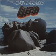 Click here for more info about 'UFO - C'Mon Everybody'