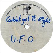 Click here for more info about 'UFO - Couldn't Get It Right'