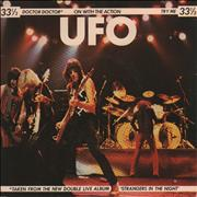 Click here for more info about 'UFO - Doctor Doctor EP - P/S'