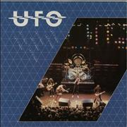 Click here for more info about 'UFO - Let It Rain - Autographed'