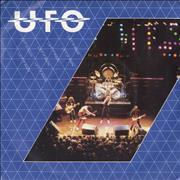 Click here for more info about 'UFO - Let It Rain - Clear vinyl'