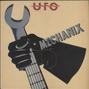 Click here for more info about 'UFO - Mechanix'