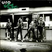 Click here for more info about 'UFO - No Place To Run - Green Titles'