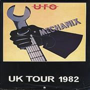 Click here for more info about 'UFO - UK Tour 1982'