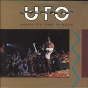 Click here for more info about 'UFO - When It's Time To Rock'