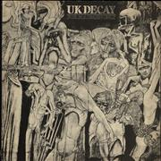Click here for more info about 'UK Decay - For Madmen Only - EX'
