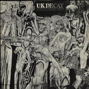 Click here for more info about 'UK Decay - For Madmen Only'