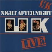 Click here for more info about 'U.K. - Night After Night'