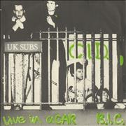 Click here for more info about 'U.K. Subs - C.I.D. - Opaque Vinyl'