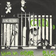 Click here for more info about 'U.K. Subs - C.I.D. - Orange Vinyl'