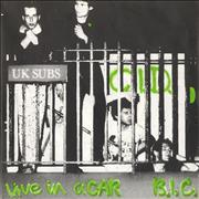 Click here for more info about 'U.K. Subs - C.I.D. - Red Vinyl'