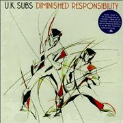 Click here for more info about 'U.K. Subs - Diminished Responsibility'
