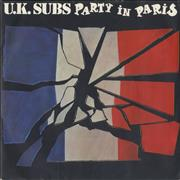 Click here for more info about 'Party In Paris - Orange Vinyl'
