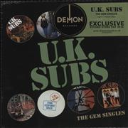 Click here for more info about 'The GEM Singles - Sealed Box'