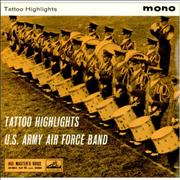 Click here for more info about 'U.S. Army Air Force Band - Tattoo Highlights EP'