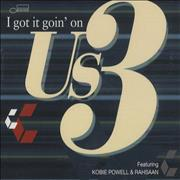 Click here for more info about 'US3 - I Got It Goin' On'