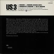 Click here for more info about 'US3 - Riddim'