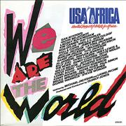 Click here for more info about 'USA For Africa - We Are The World'