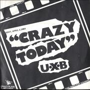 Click here for more info about 'UXB - Crazy Today'