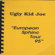 Click here for more info about 'Ugly Kid Joe - European Sphinc Tour 95'